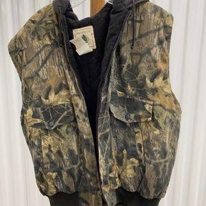 Northwest Territory Hooded Hunting Vest